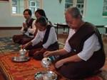 Nonnen in Myanmar